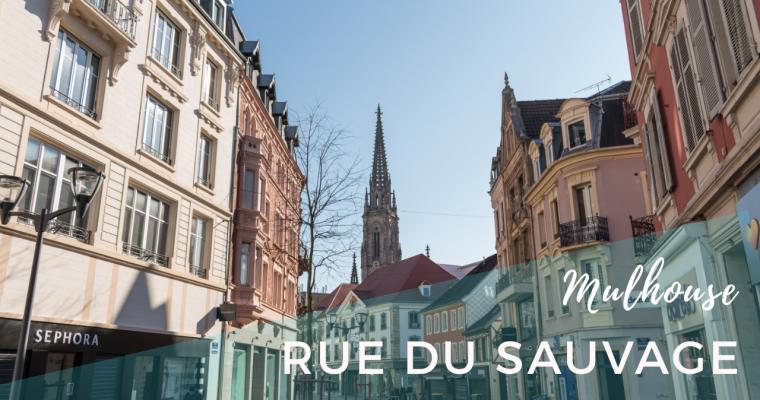 Calle del Salvaje (Mulhouse): la leyenda