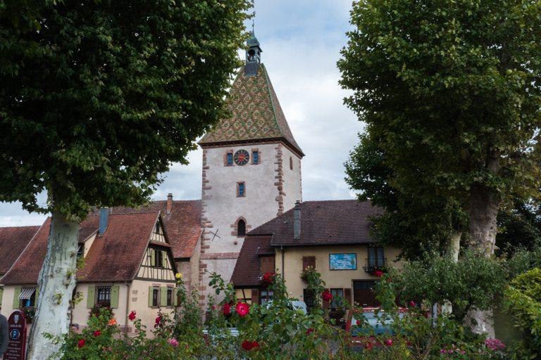 Porte Haute, Bergheim