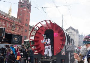 Carnaval de Basilea (Basler Fasnacht) @ Basilea | Cantón de Basilea-Ciudad | Suiza