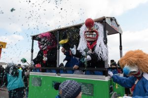 Carnaval de Mulhouse @ Mulhouse | Gran Este | Francia
