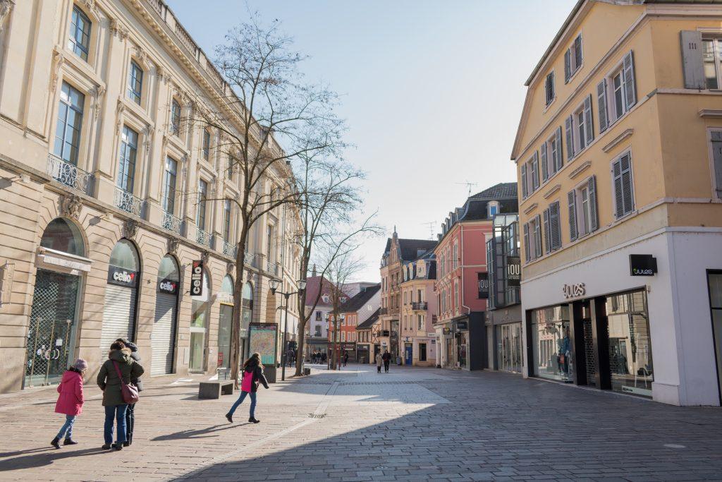 rue du sauvage, mulhouse. Todos los derechos reservados