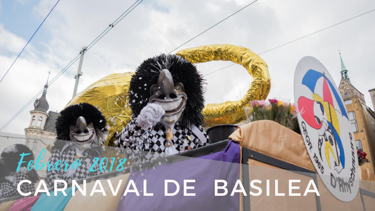 Carnaval de Basilea 2018
