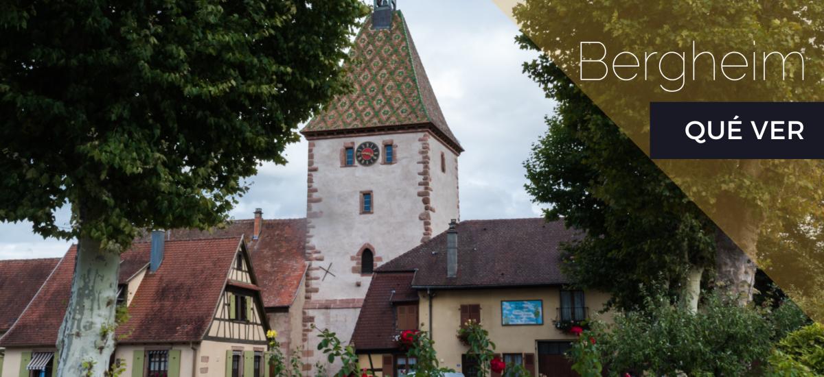 Descubriendo Bergheim