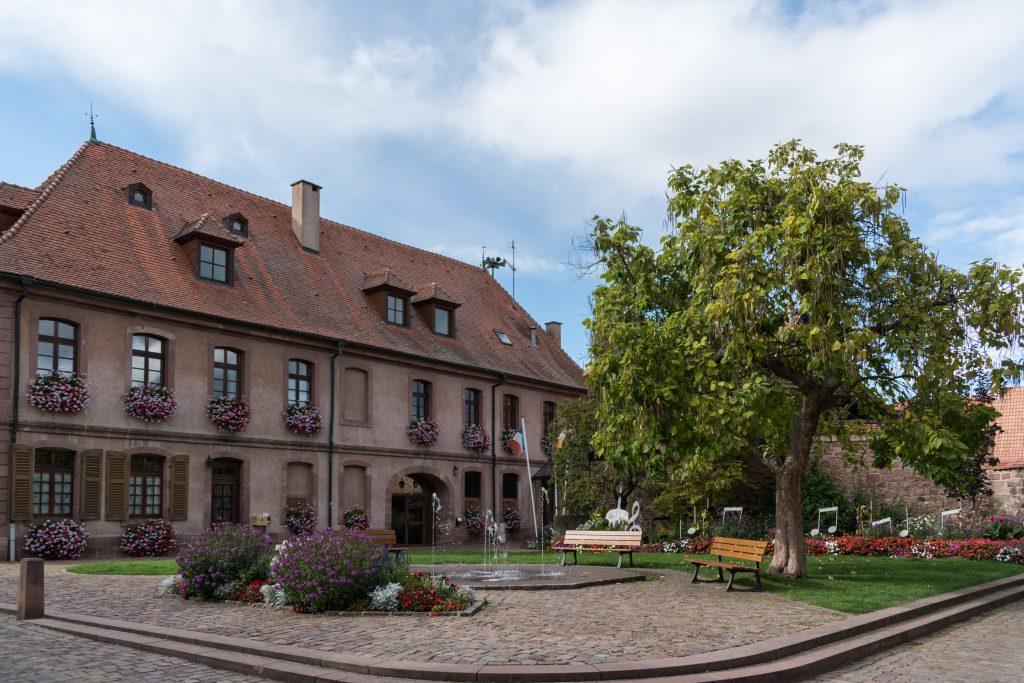 Hotel de Ville desde Grand-Rue