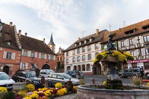Fête des Vendanges - Barr @ Place de l'Hôtel de Ville | Barr | Gran Este | Francia