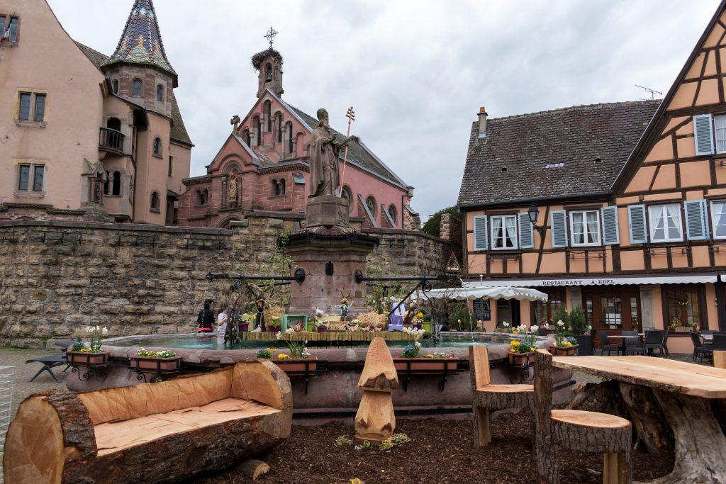 Pascuas Eguisheim