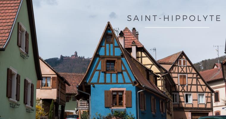 Saint-Hippolyte, el antiguo enclave de Lorena en Alsacia