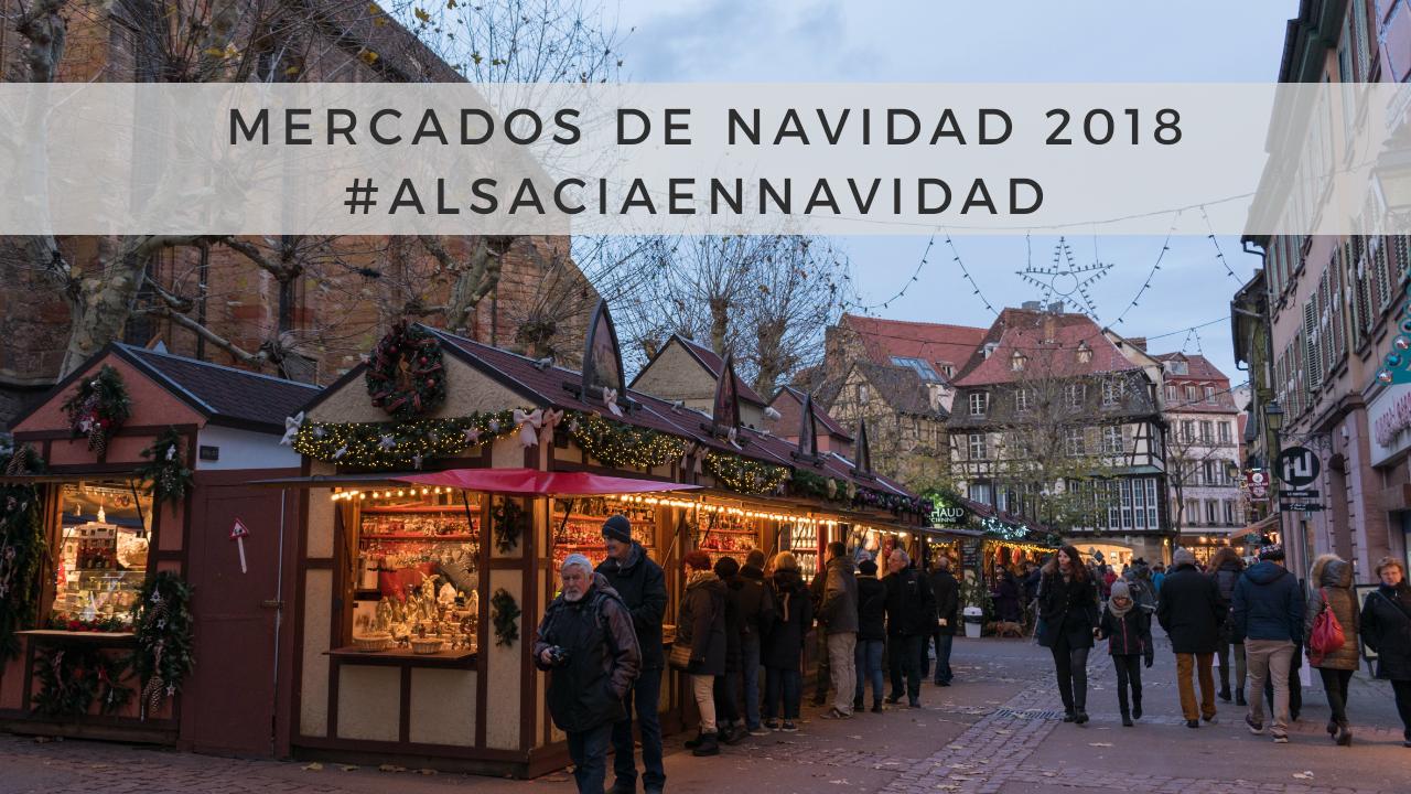 Mercados de Navidad 2018