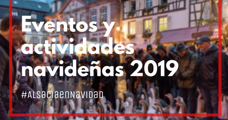 Eventos y Actividades Navidad 2019