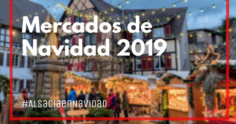 Mercados de Navidad 2019