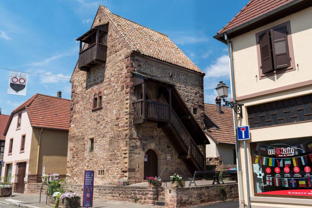 Rosheim Alsacia