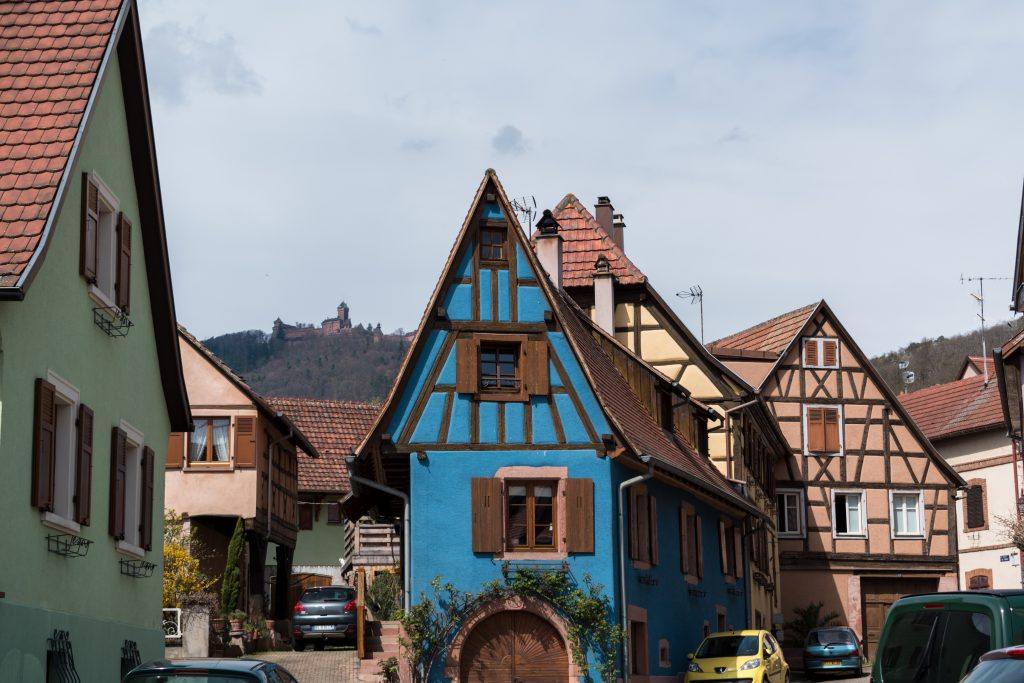 Casa Saint-Hippolyte Alsacia