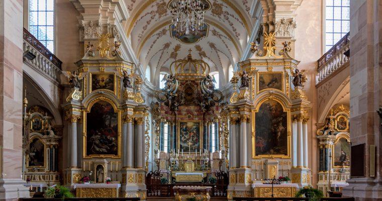 Iglesia de Saint-Maurice (Ebersmunster)