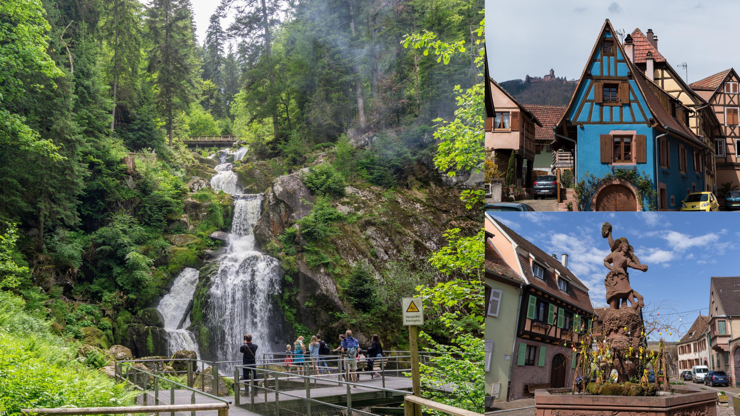 4 días en Alsacia y 3 en la Selva Negra: qué ver
