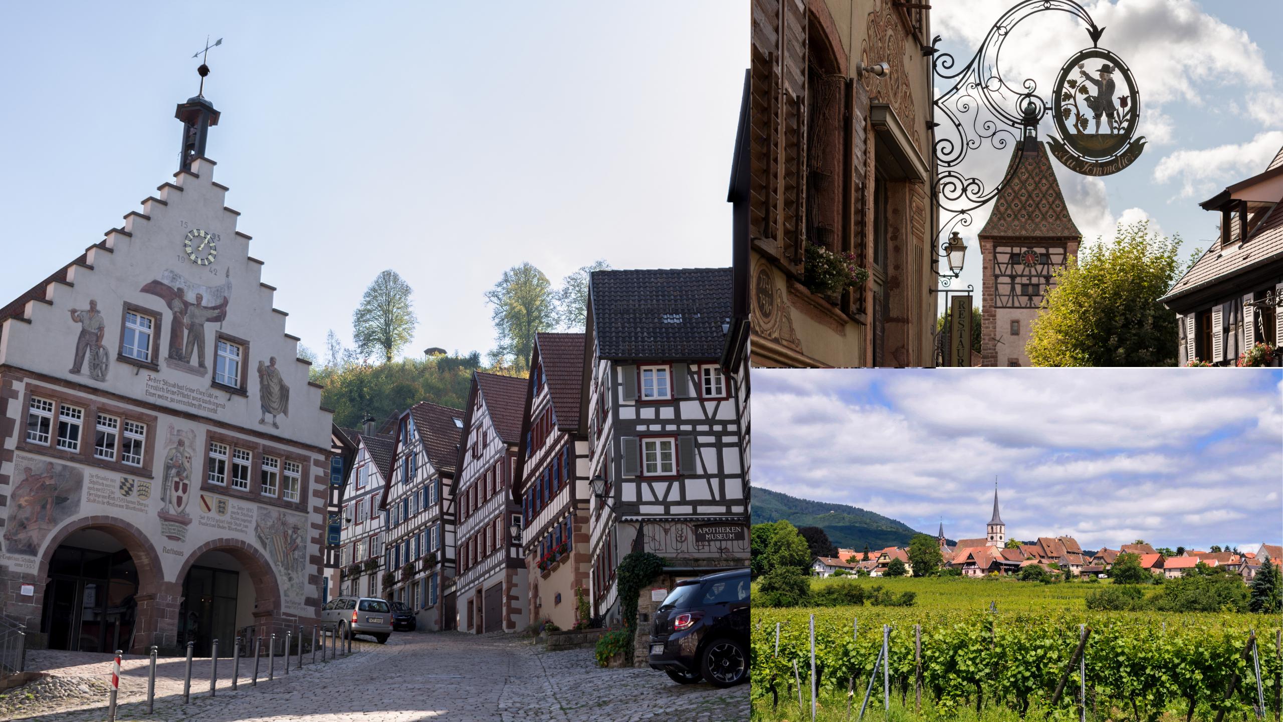 4 días en Alsacia y 2 en la Selva Negra: Qué ver