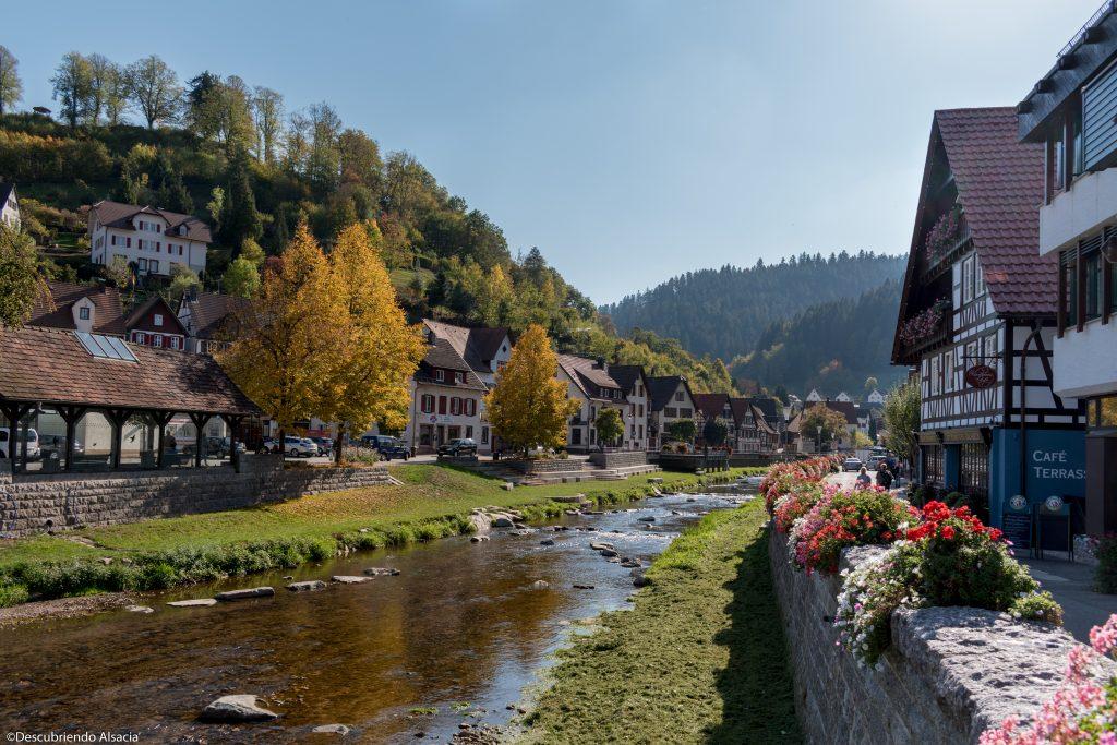 schiltach, selva Negra alemana