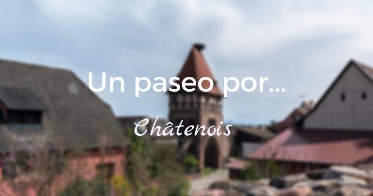 Châtenois, un alto en la ruta del Vino