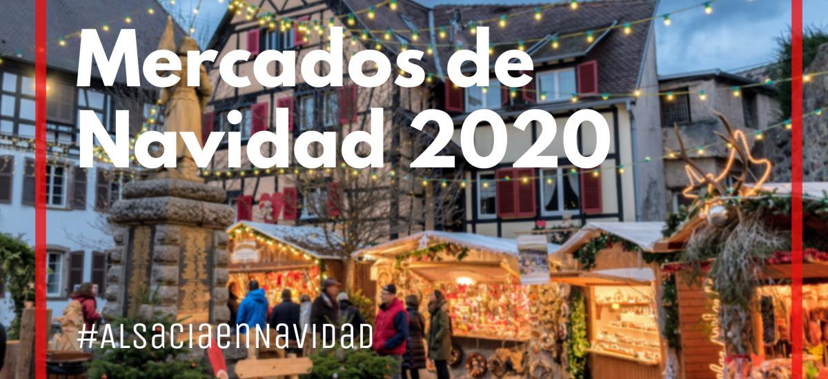 Mercados de Navidad 2020