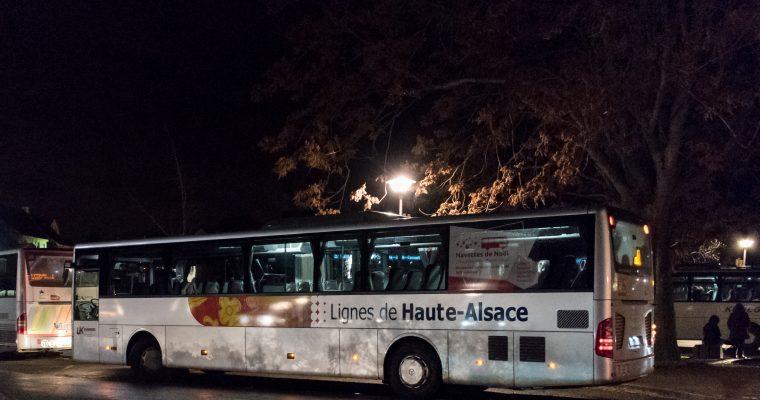 Transporte Público en Navidad