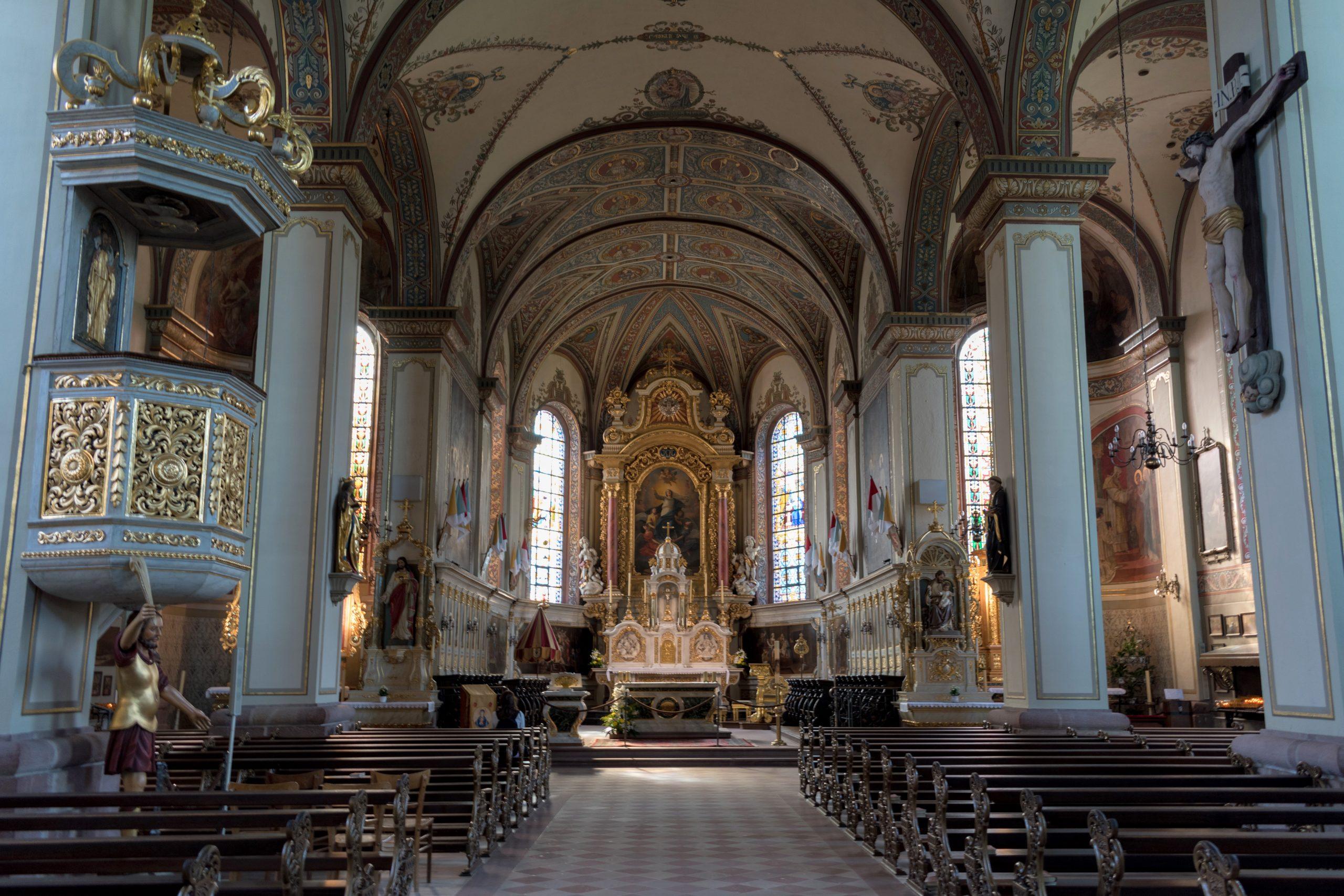 Basílica Notre-Dame de Thierenbach
