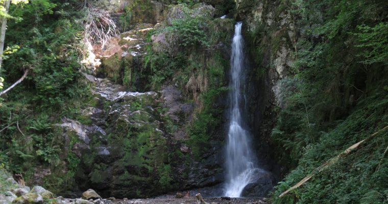 Cascada de Heidenbad