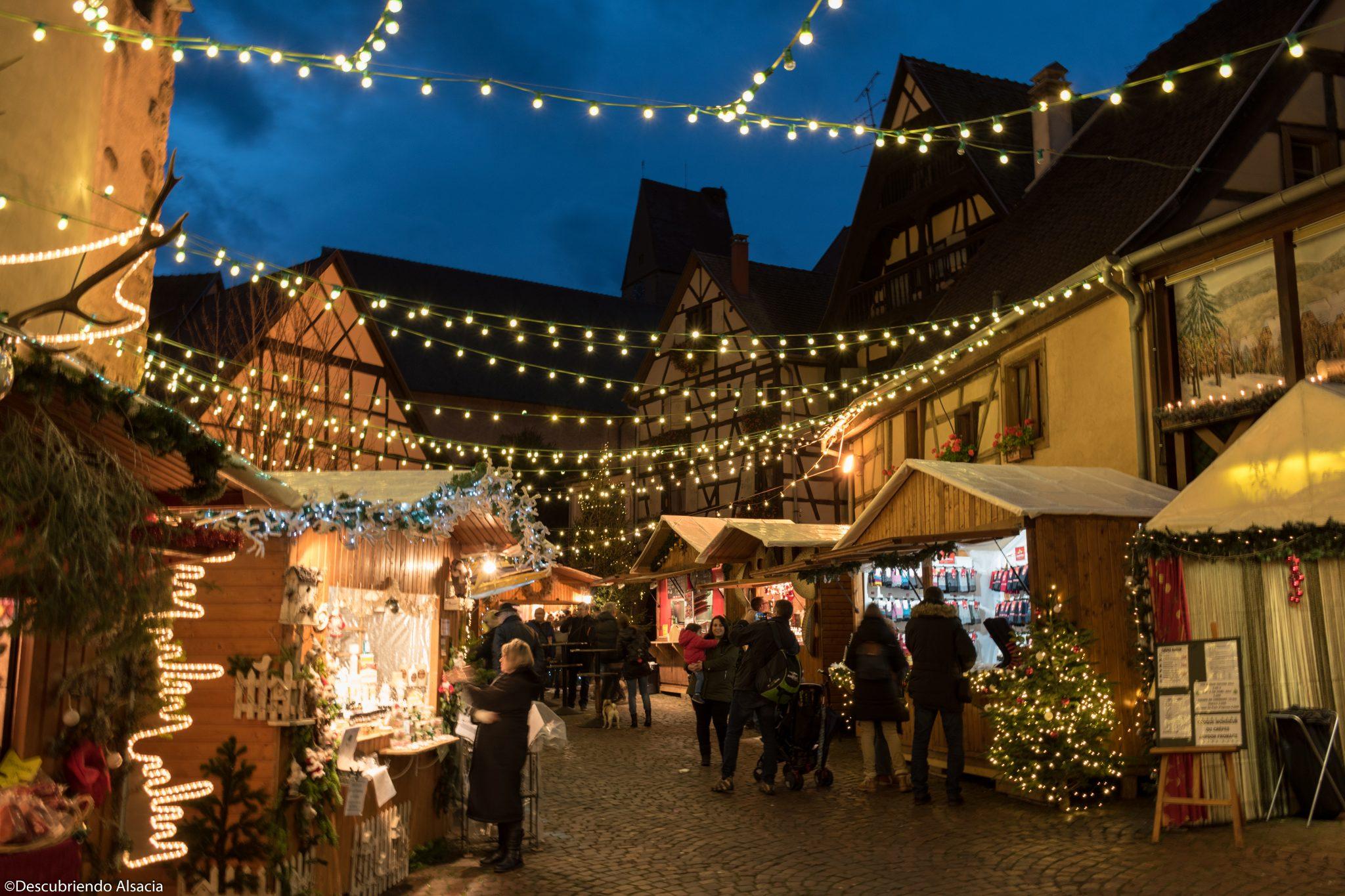 mercado navidad Eguisheim 2018