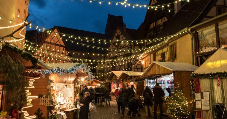 Eguisheim en Navidad [2018]