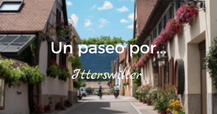 Itterswiller, flores por doquier