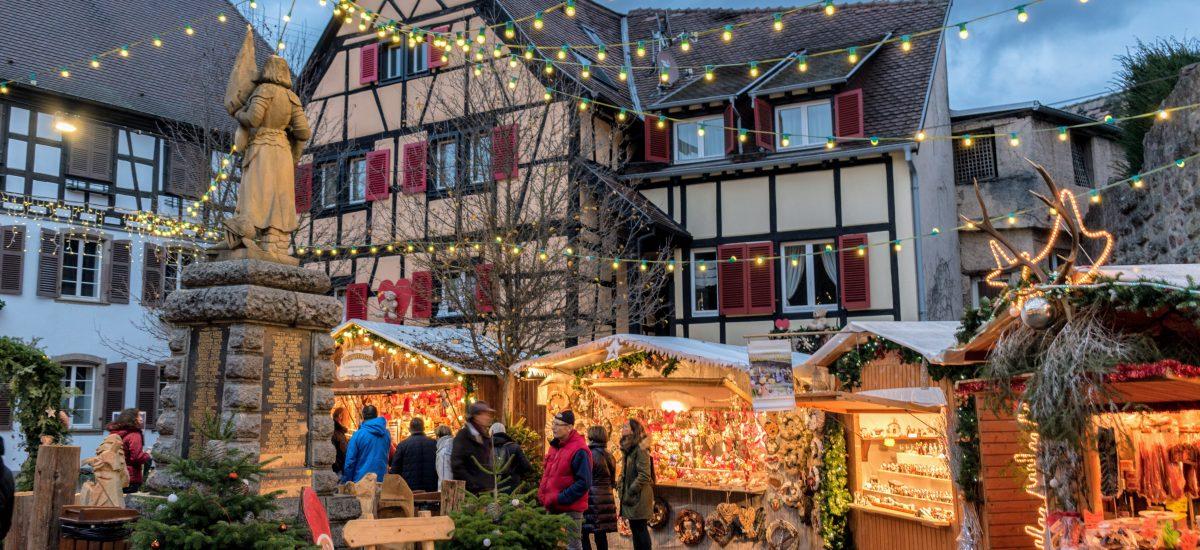 Mercados de Navidad 2021