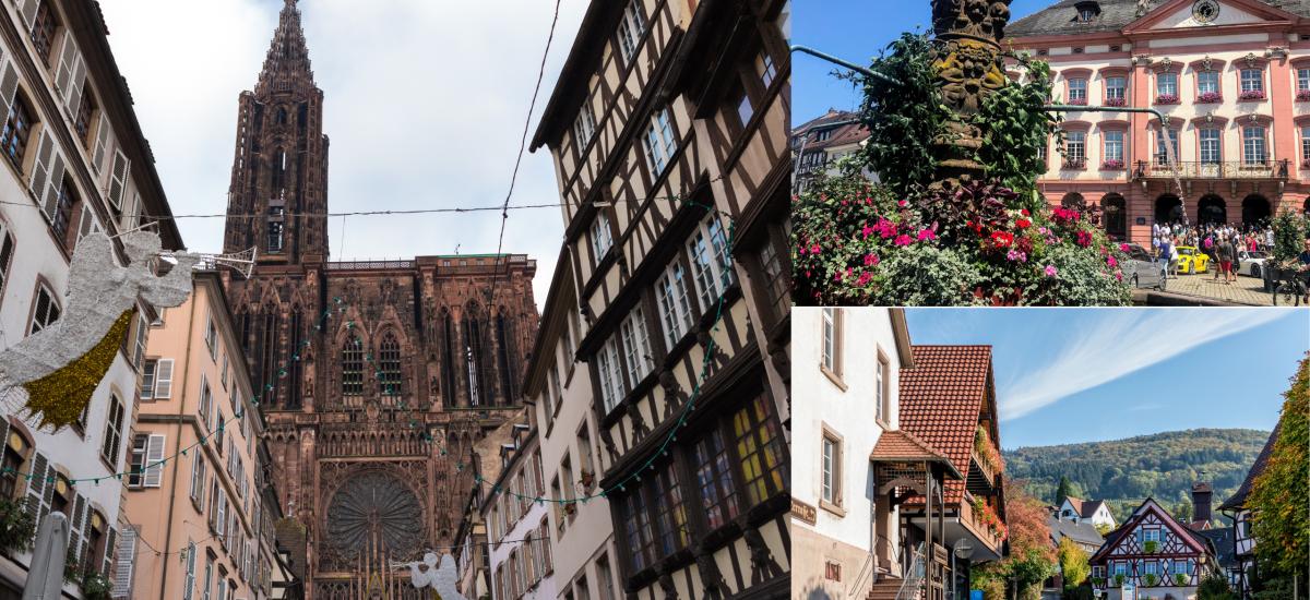 4 días en Alsacia y 4 en la Selva Negra: Qué ver