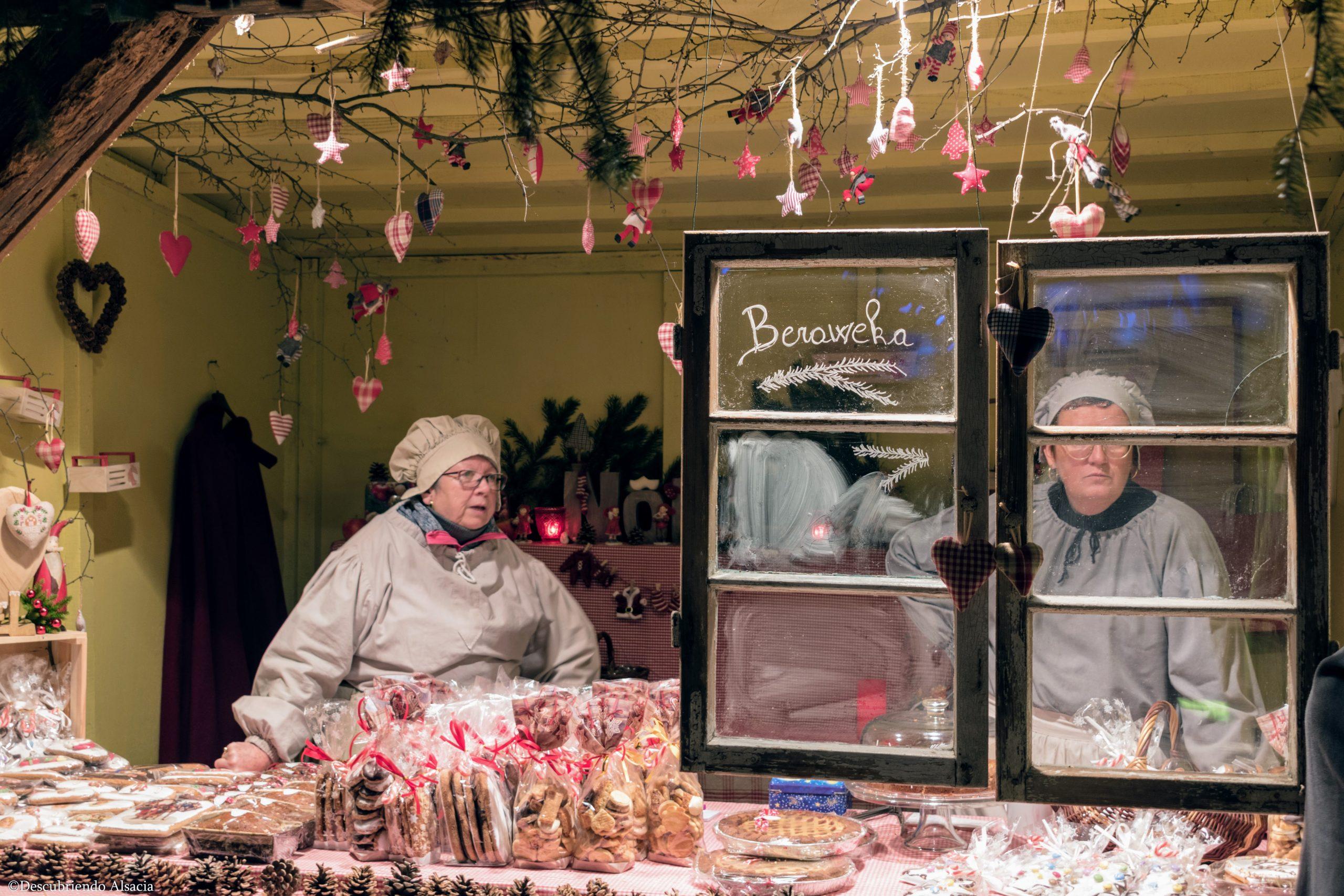 Mercado de Navidad de Neuf-Brisach [2019]