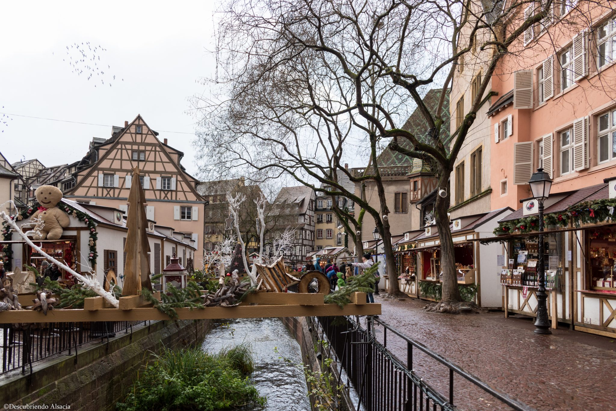 mercado navidad Colmar