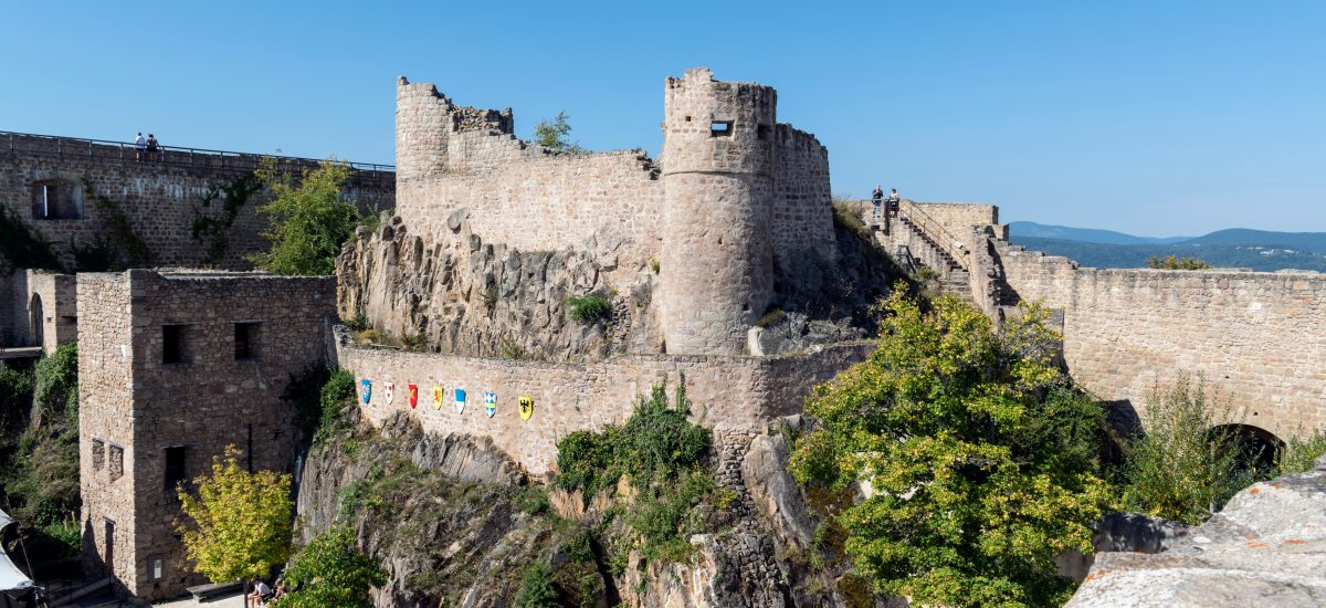 Castillo de Hohlandsbourg